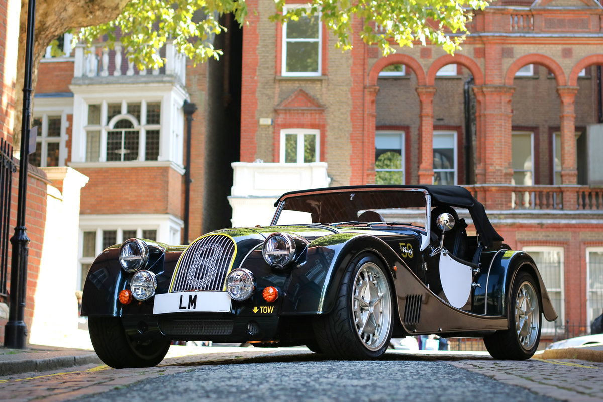 2018 Morgan Plus 8 - Number #50 of #50, the last V8 Morgan. SOLD (picture 2 of 6)