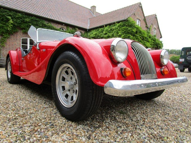 1981 Morgan plus 8 For Sale (picture 4 of 6)