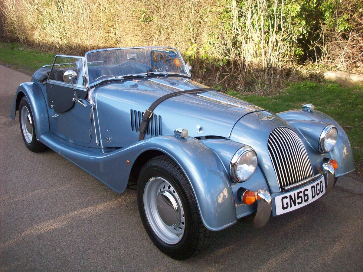 2006 Morgan 4/4 70th Anniversary SOLD (picture 1 of 6)