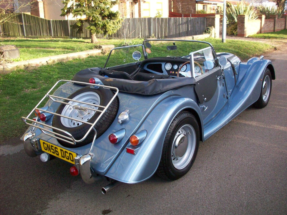 2006 Morgan 4/4 70th Anniversary SOLD (picture 4 of 6)