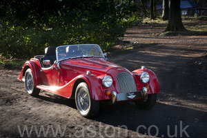 2002 Morgan 4/4 - Narrow Body (1.8) SOLD