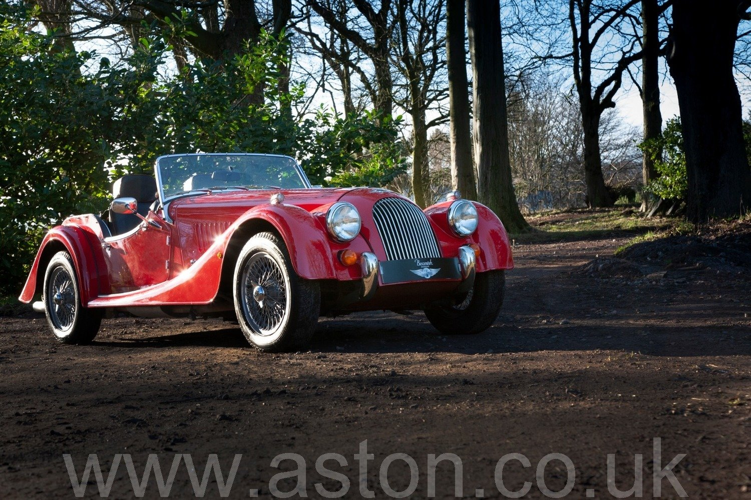 2002 Morgan 4/4 - Narrow Body (1.8) SOLD (picture 2 of 6)