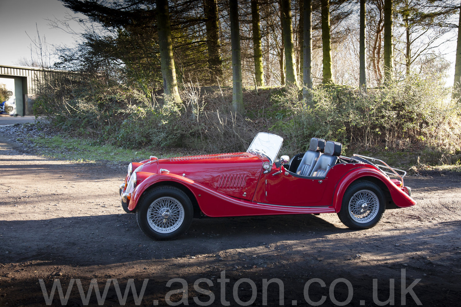 2002 Morgan 4/4 - Narrow Body (1.8) SOLD (picture 4 of 6)