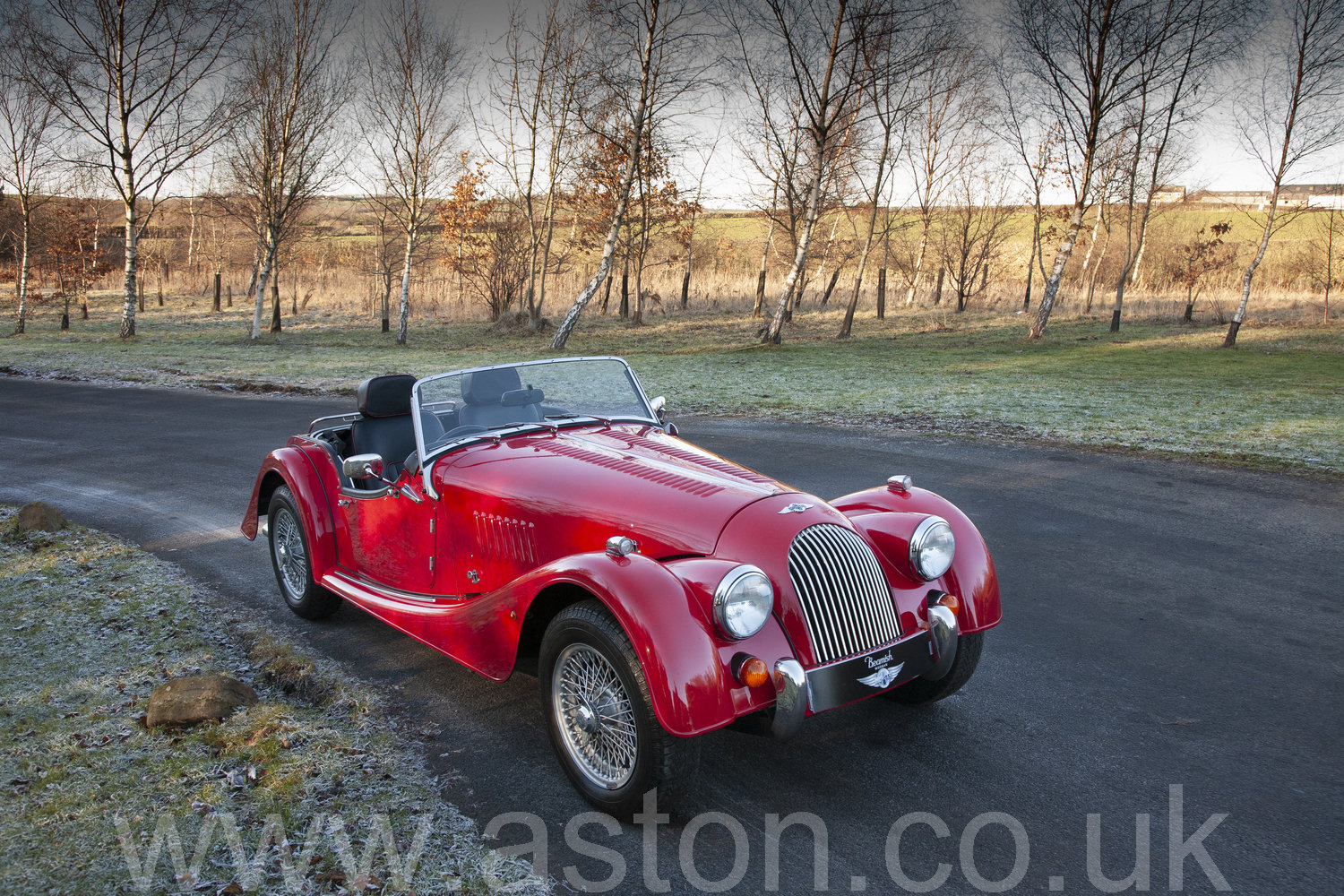 2002 Morgan 4/4 - Narrow Body (1.8) SOLD (picture 6 of 6)