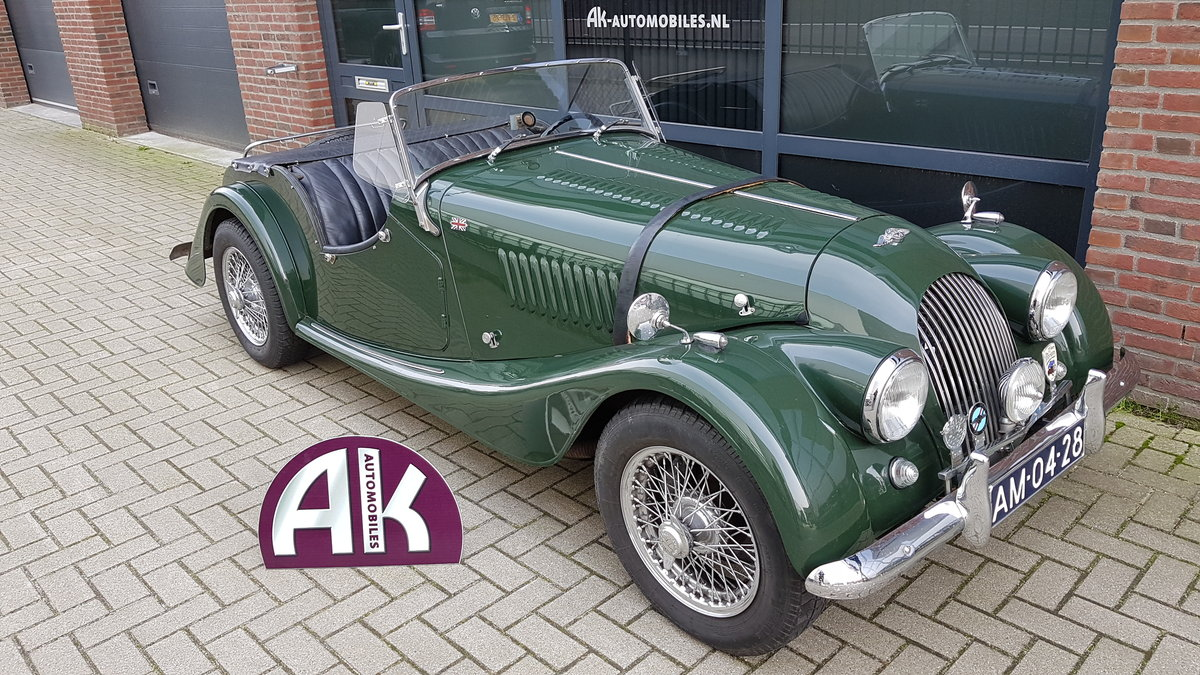 1965 Morgan +4 Roadster For Sale (picture 1 of 6)