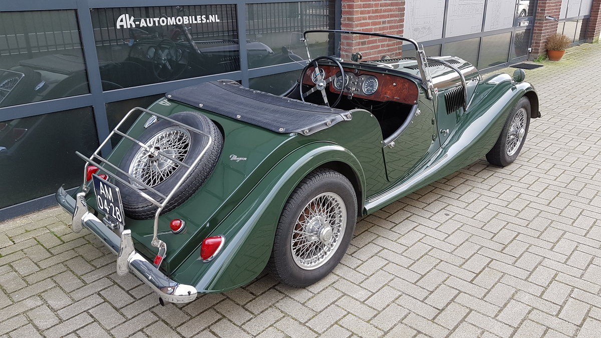 1965 Morgan +4 Roadster For Sale (picture 2 of 6)
