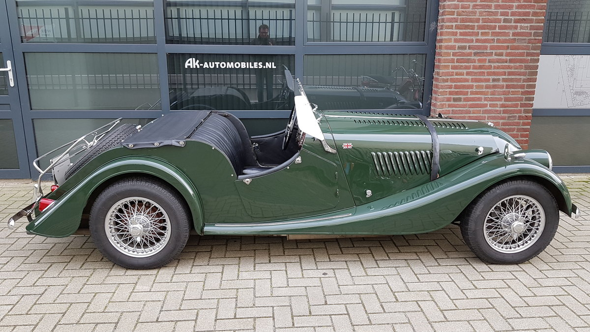 1965 Morgan +4 Roadster For Sale (picture 3 of 6)