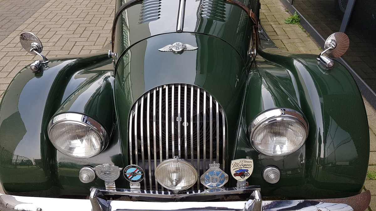 1965 Morgan +4 Roadster For Sale (picture 4 of 6)