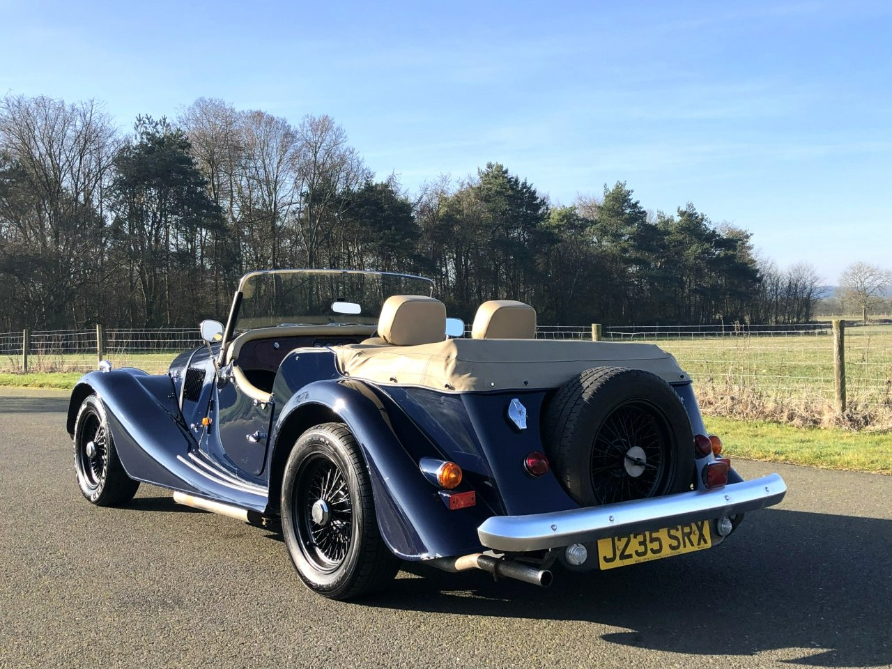1992 Morgan Plus 4 SOLD (picture 4 of 6)