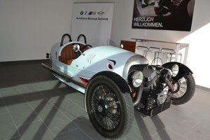2012 Morgan Three Wheeler with only 2100 miles