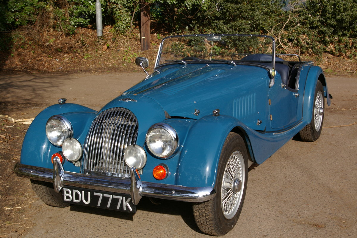 1971 Exceptional Morgan 4/4 SOLD (picture 1 of 5)