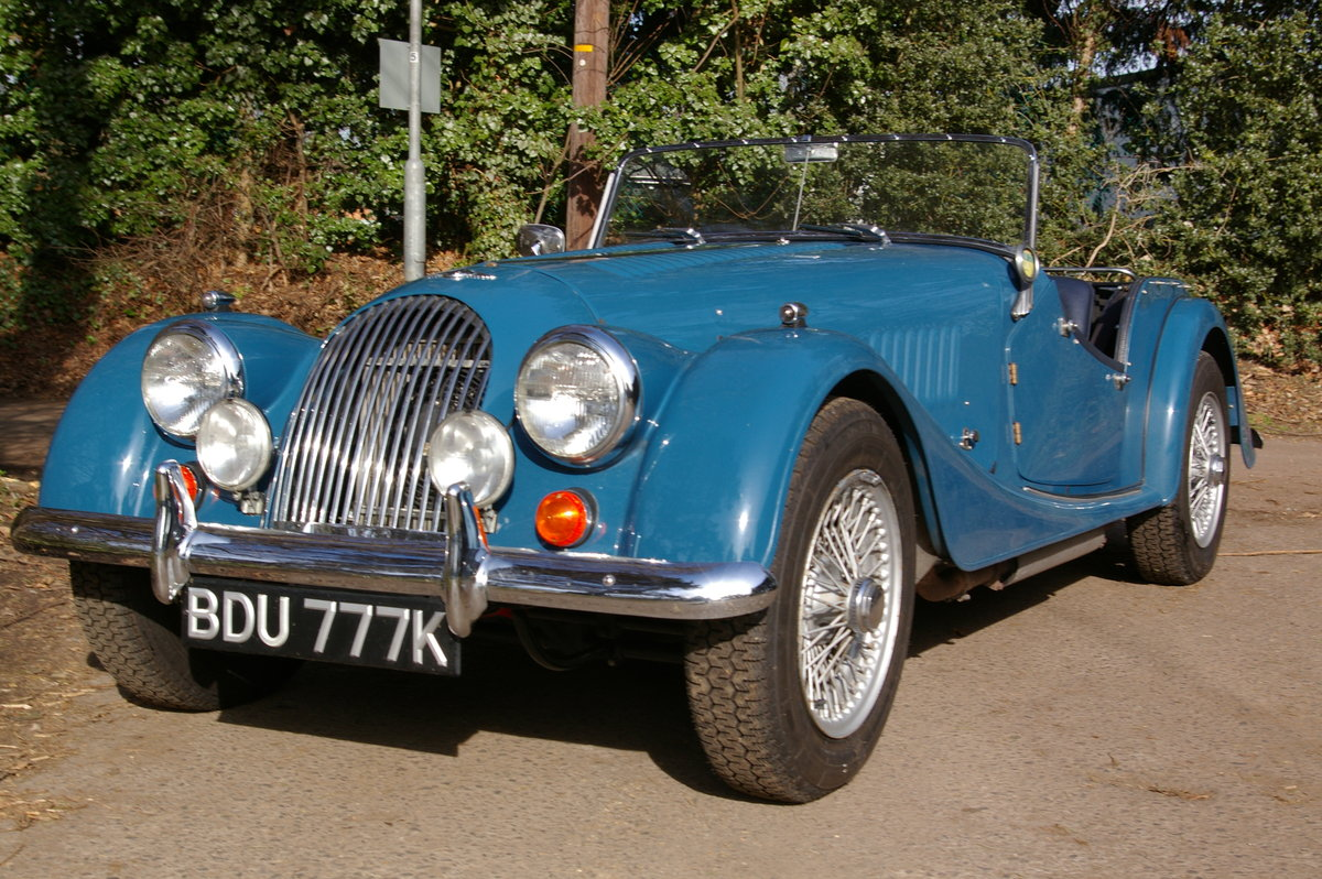1971 Exceptional Morgan 4/4 SOLD (picture 2 of 5)