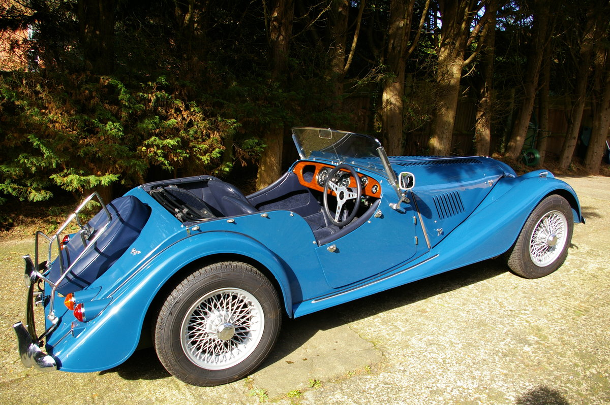 1971 Exceptional Morgan 4/4 SOLD (picture 4 of 5)