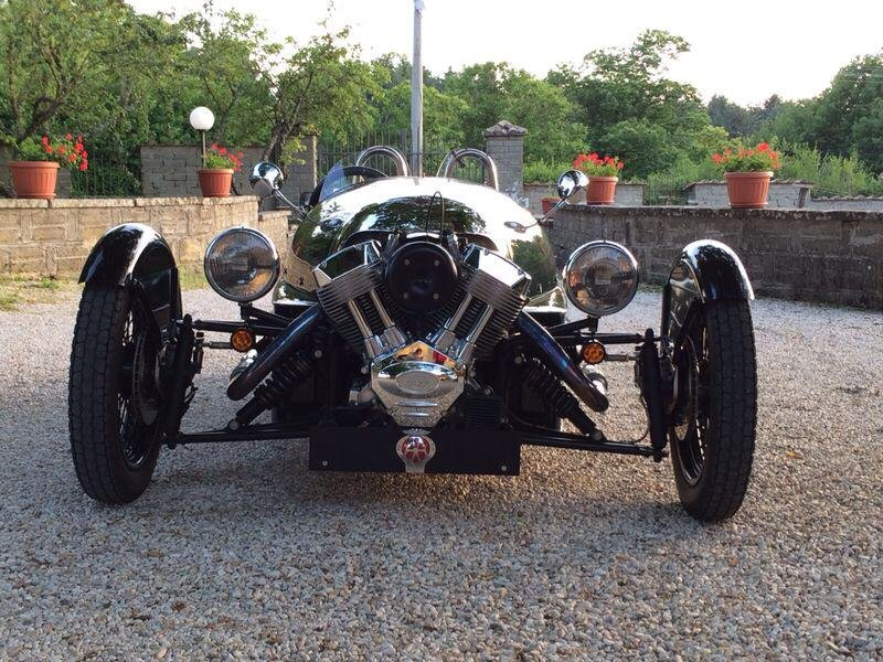 2012 Morgan 3 wheeler For Sale (picture 1 of 4)