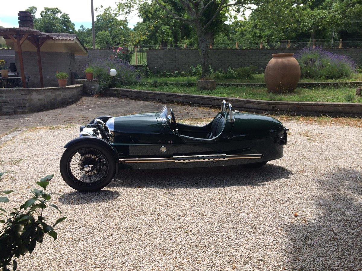 2012 Morgan 3 wheeler For Sale (picture 2 of 4)