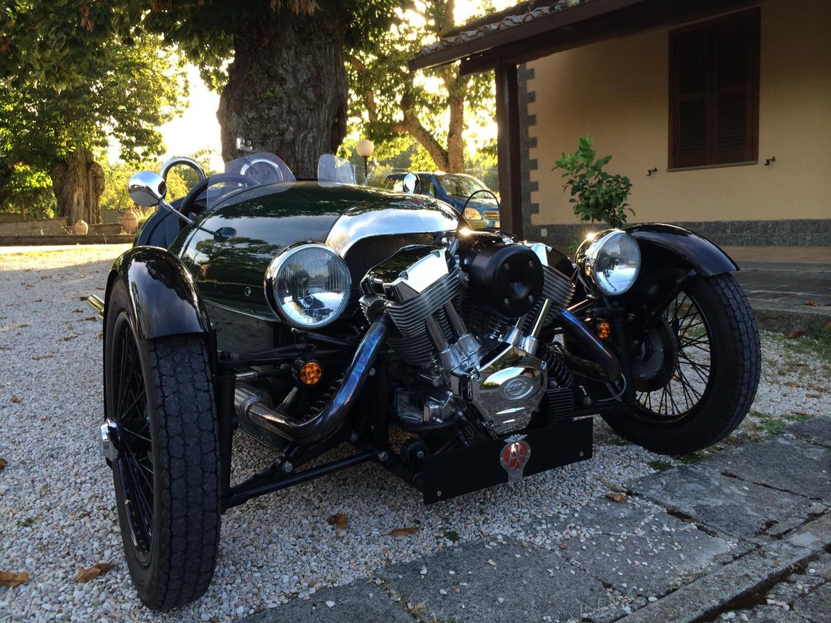2012 Morgan 3 wheeler For Sale (picture 3 of 4)