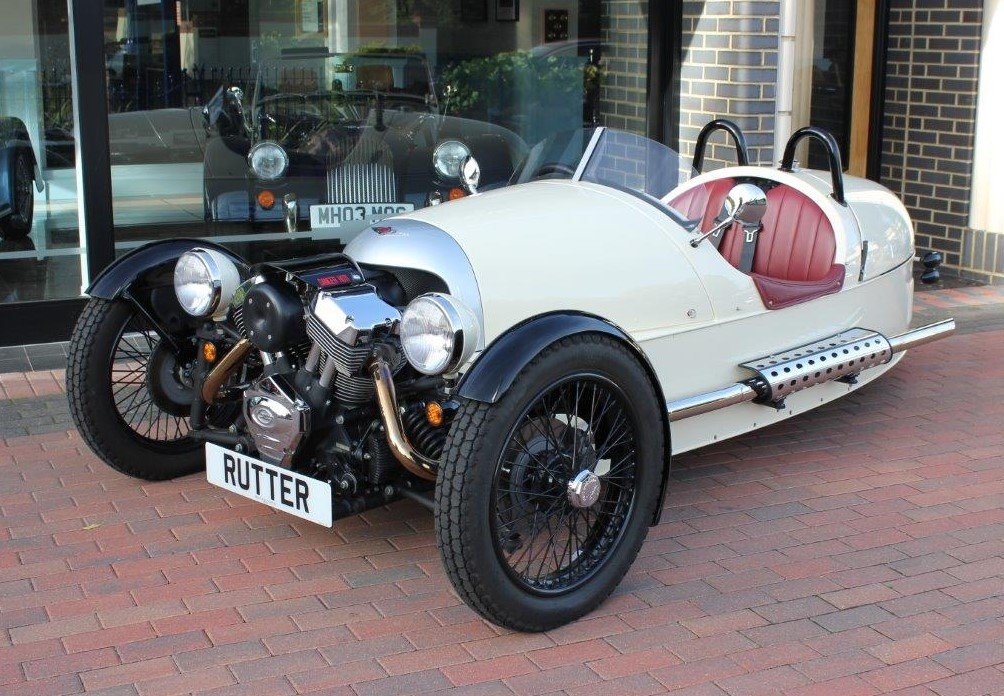 2017 Morgan 3 WHEELER - £38,500 For Sale (picture 3 of 6)