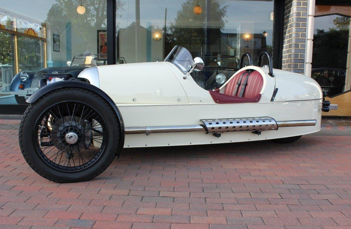 2017 Morgan 3 WHEELER - £38,500 For Sale (picture 4 of 6)