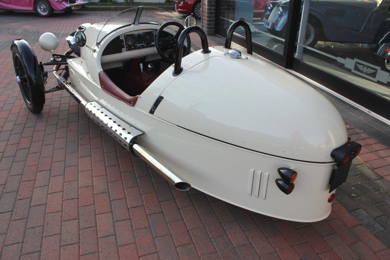 2017 Morgan 3 WHEELER - £38,500 For Sale (picture 6 of 6)