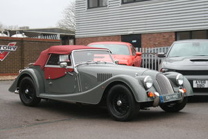 2014 FOR SALE MORGAN PLUS 4 with SUPER LOW MILES AND POWER STEERI For Sale