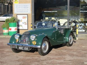 1955 Morgan Plus 4 2 Seater. Fully Rebuilt. Reduced Price For Sale