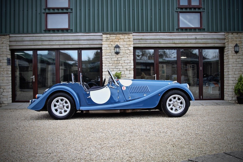 Morgan Plus 4 Babydoll 2.0 250bhp 2013 For Sale (picture 2 of 6)