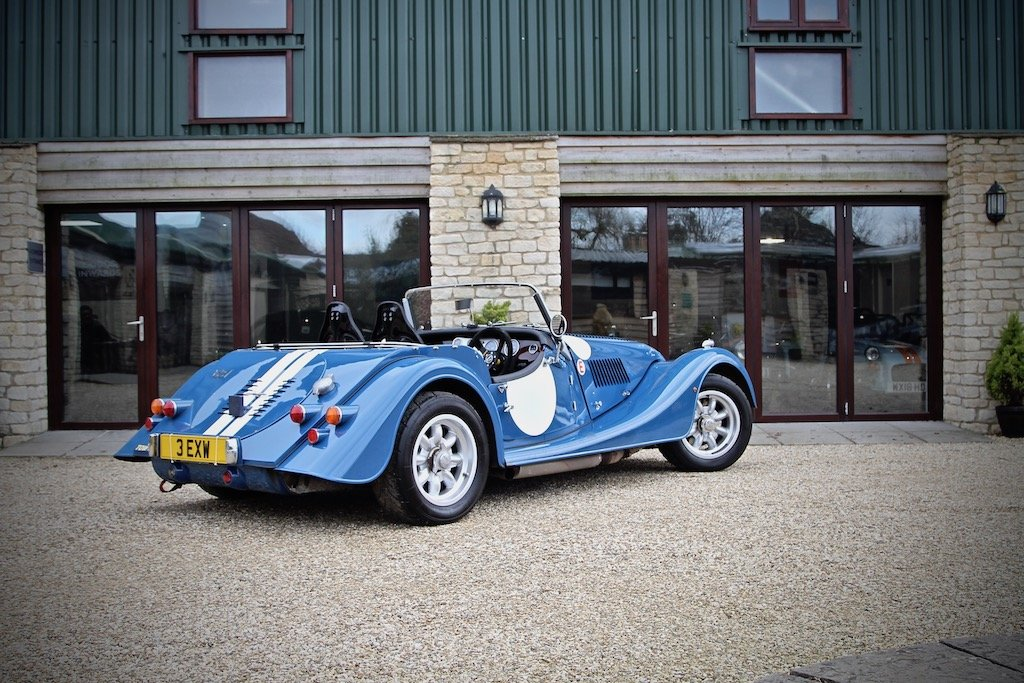 Morgan Plus 4 Babydoll 2.0 250bhp 2013 For Sale (picture 3 of 6)