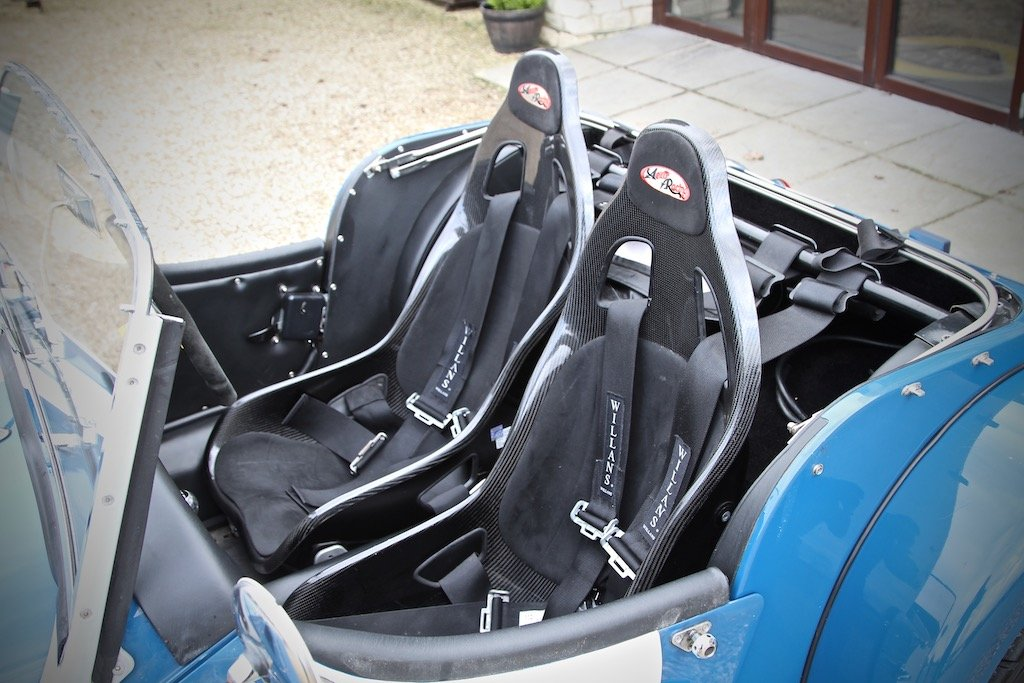 Morgan Plus 4 Babydoll 2.0 250bhp 2013 For Sale (picture 5 of 6)