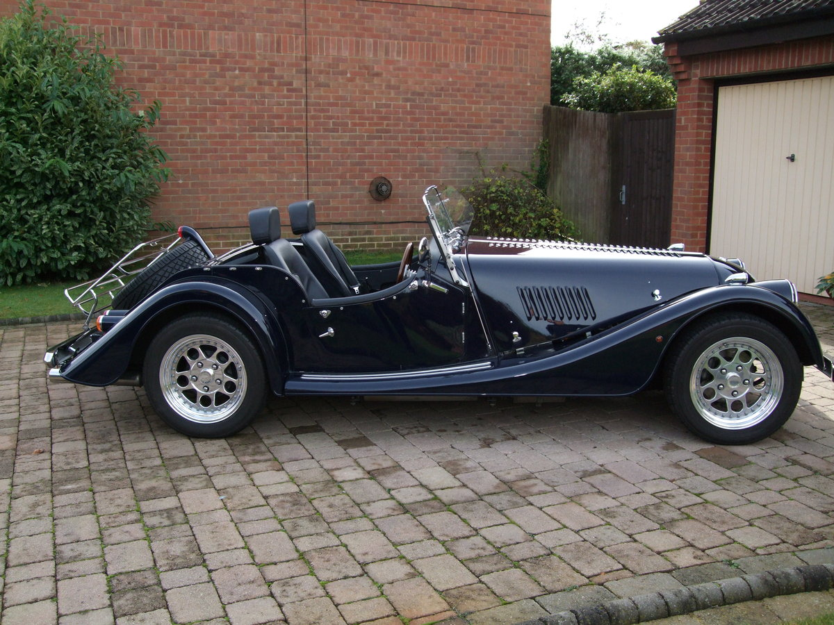 2001 Morgan Plus 8 SOLD (picture 2 of 5)