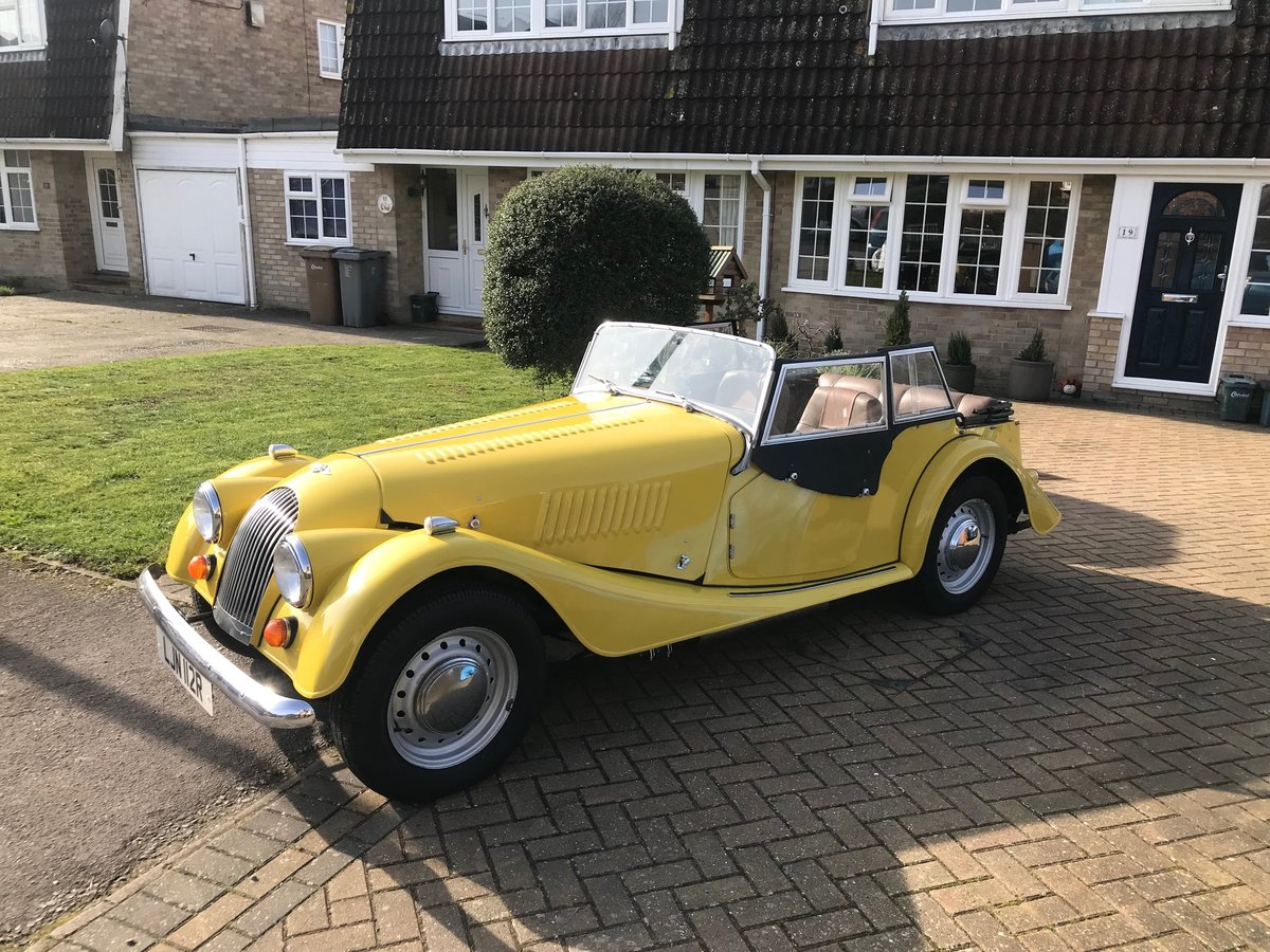 Morgan 4/4 4 seater 1976 SOLD (picture 6 of 6)