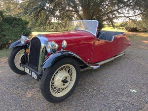 1948 Morgan F4 For Sale by Auction