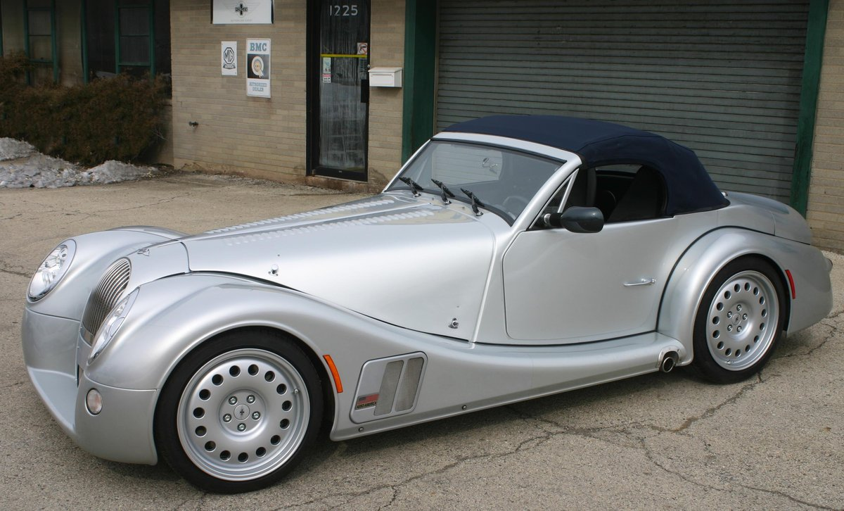 2007 Morgan Aero 8 America For Sale (picture 1 of 6)