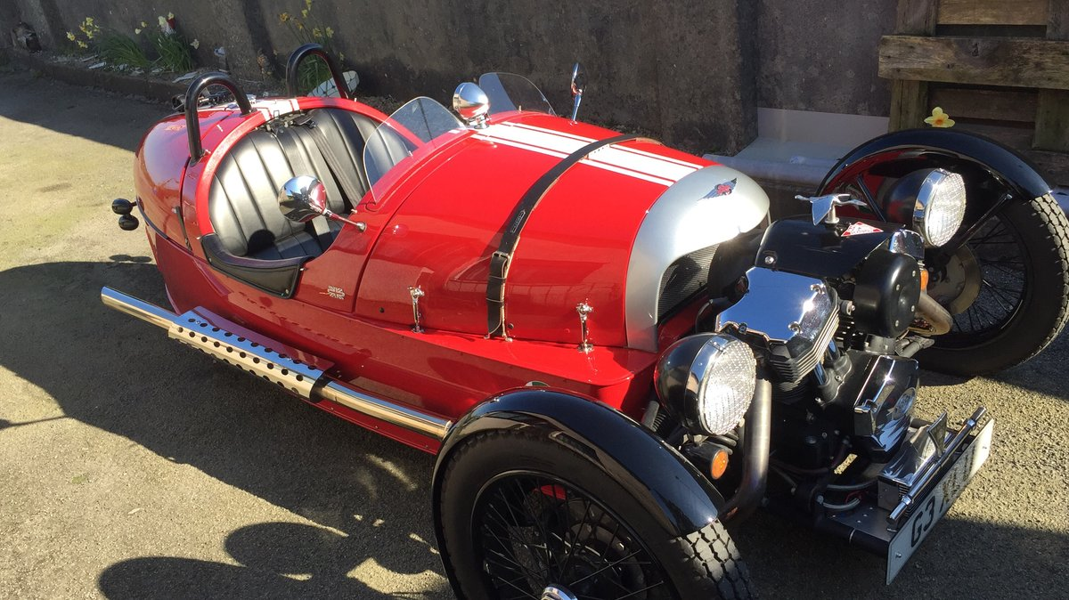 2014 Morgan 3 For Sale (picture 1 of 3)