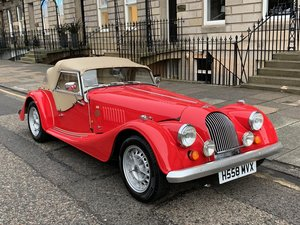 1991 MORGAN PLUS 8 3.9 - SUPERB HISTORY - JUST 23K MILES - SOLD