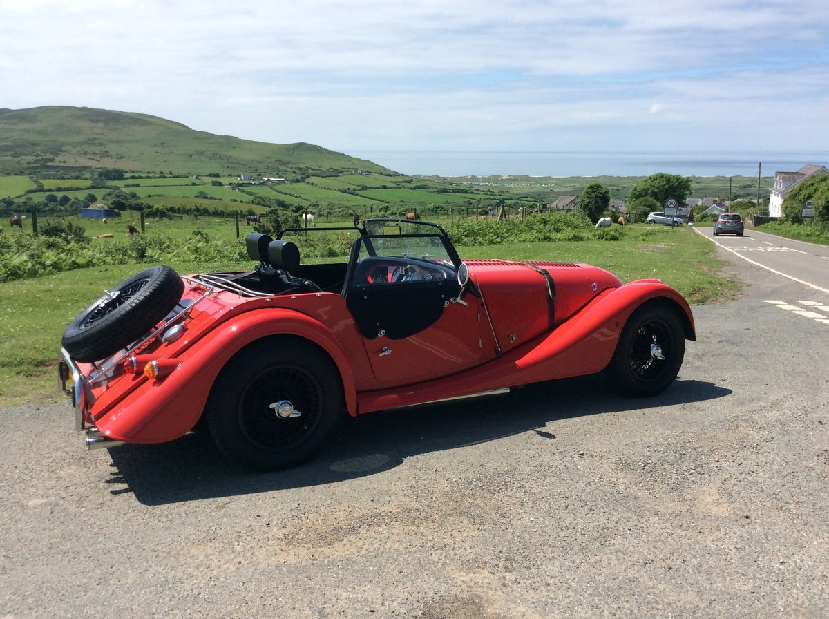 2010 Morgan 4x4 sport For Sale (picture 1 of 6)