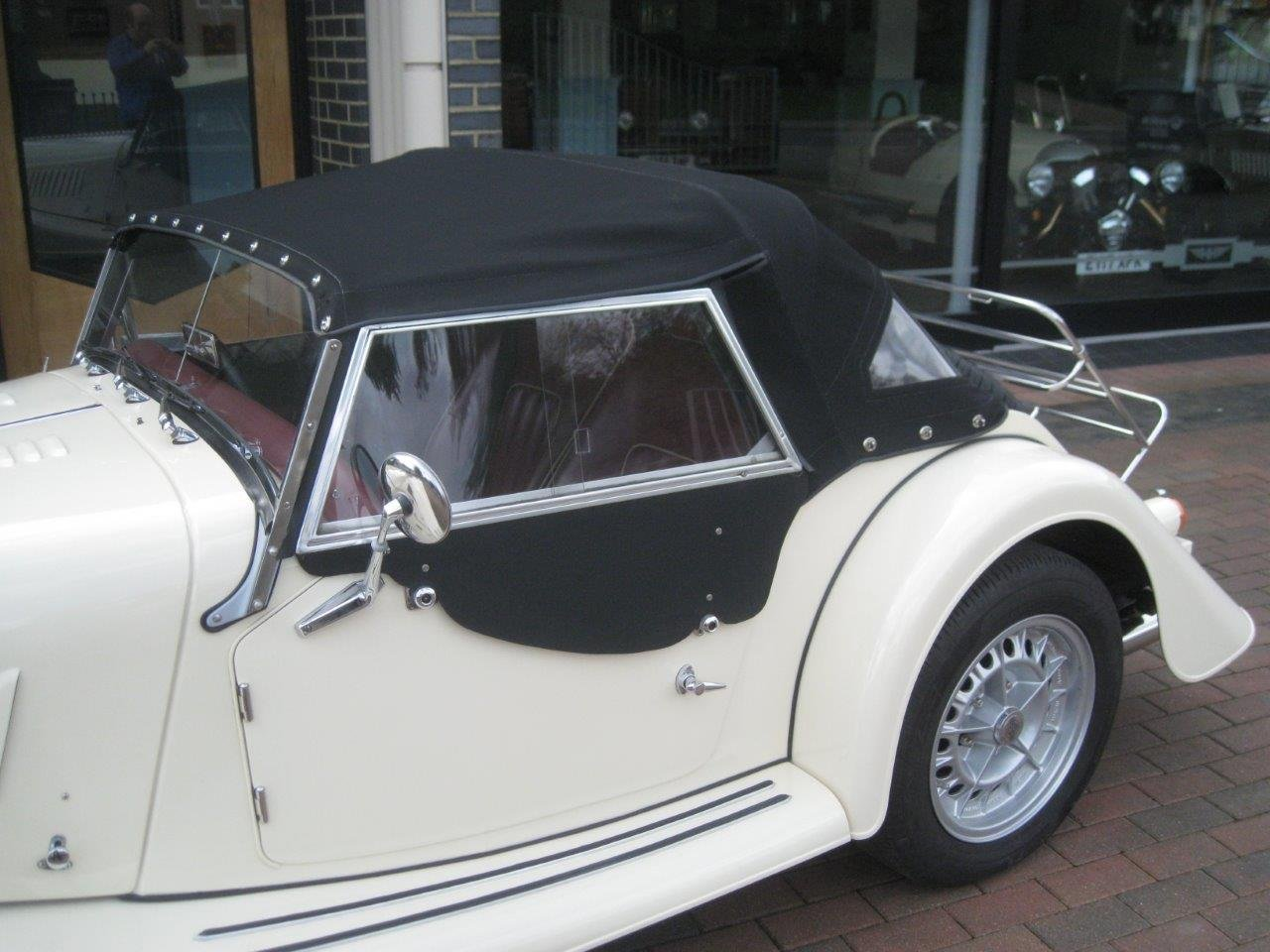 2001 Plus 8  - £34,995 For Sale (picture 6 of 6)