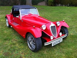 2004 Morgan style, half the price