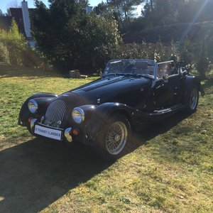 Morgan Plus 4 - 2010 -33 000 km only