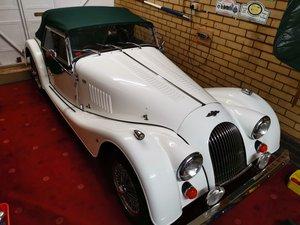 2001 Brilliant Maserati White Morgan 4/4