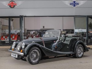 1997 Morgan Plus 4 4 Seater LHD