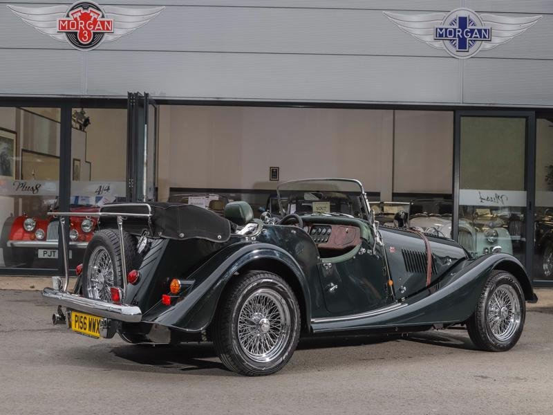 1997 Morgan Plus 4 4 Seater LHD For Sale (picture 3 of 6)
