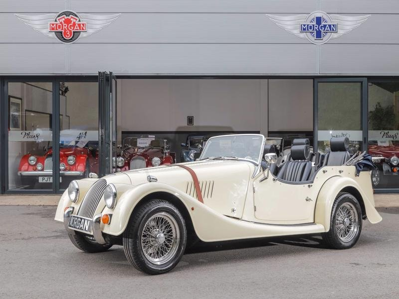 2007 Morgan Plus 4 Seater For Sale (picture 1 of 6)