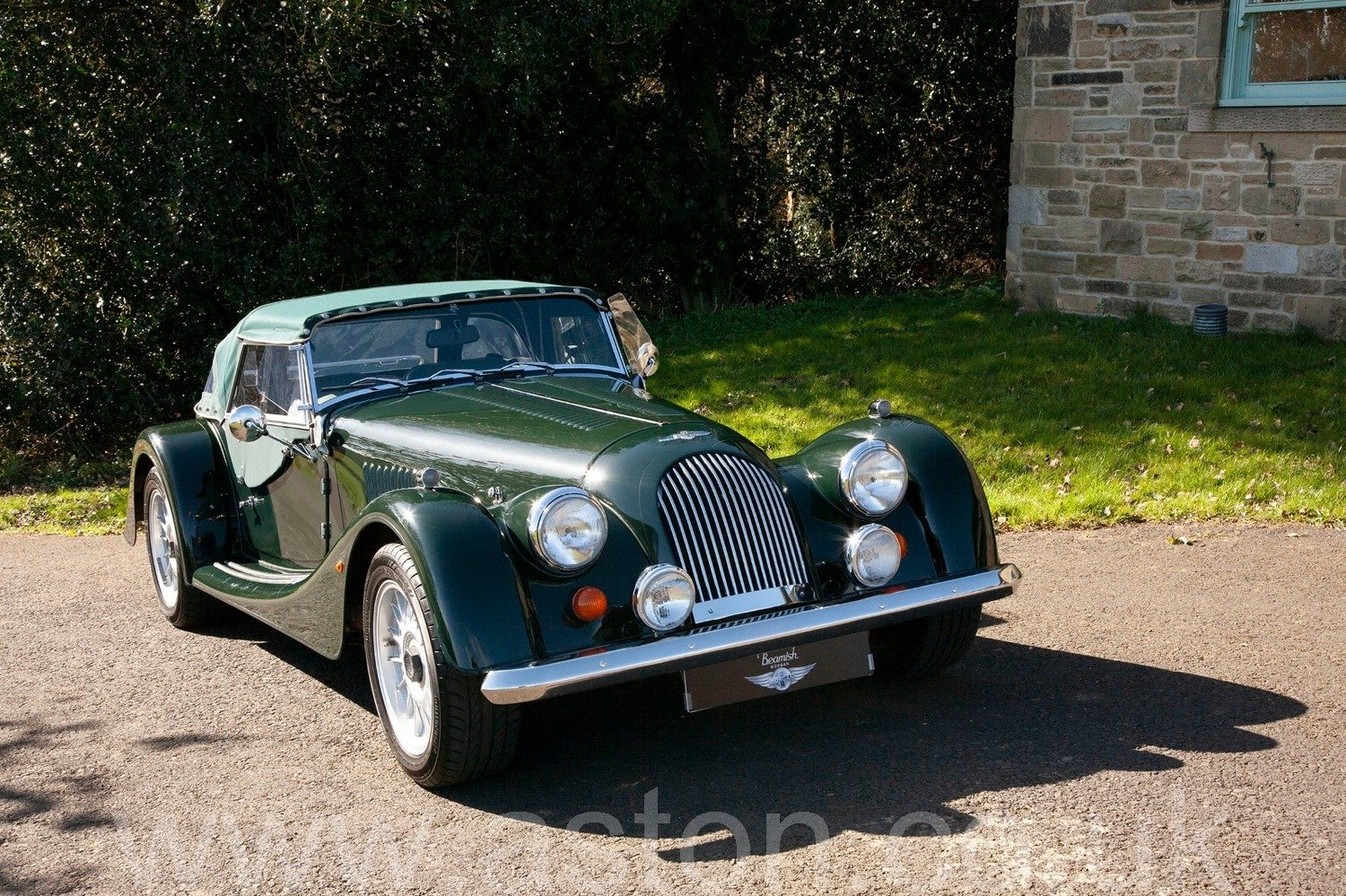 2001 Morgan +8 For Sale (picture 1 of 6)