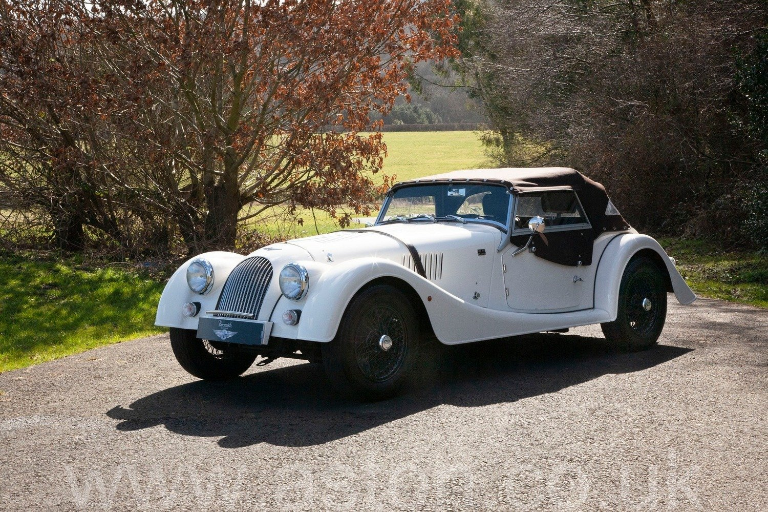 2015 Morgan Plus 4 SOLD (picture 1 of 6)
