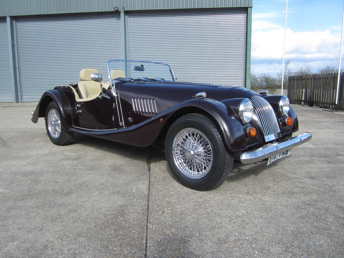 1998 Morgan 4/4 For Sale (picture 1 of 6)