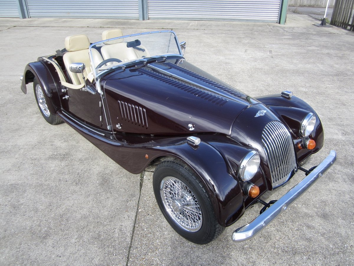 1998 Morgan 4/4 For Sale (picture 2 of 6)