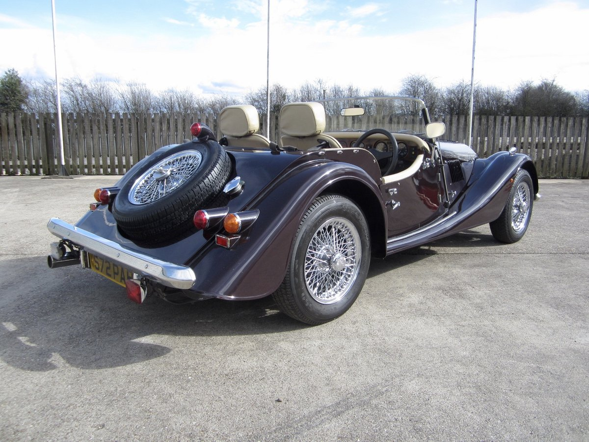 1998 Morgan 4/4 For Sale (picture 5 of 6)