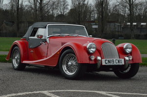 Morgan Plus Four  2019