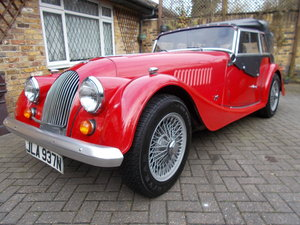 MORGAN 4/4. 1600cc 4 SEATER 1975.
