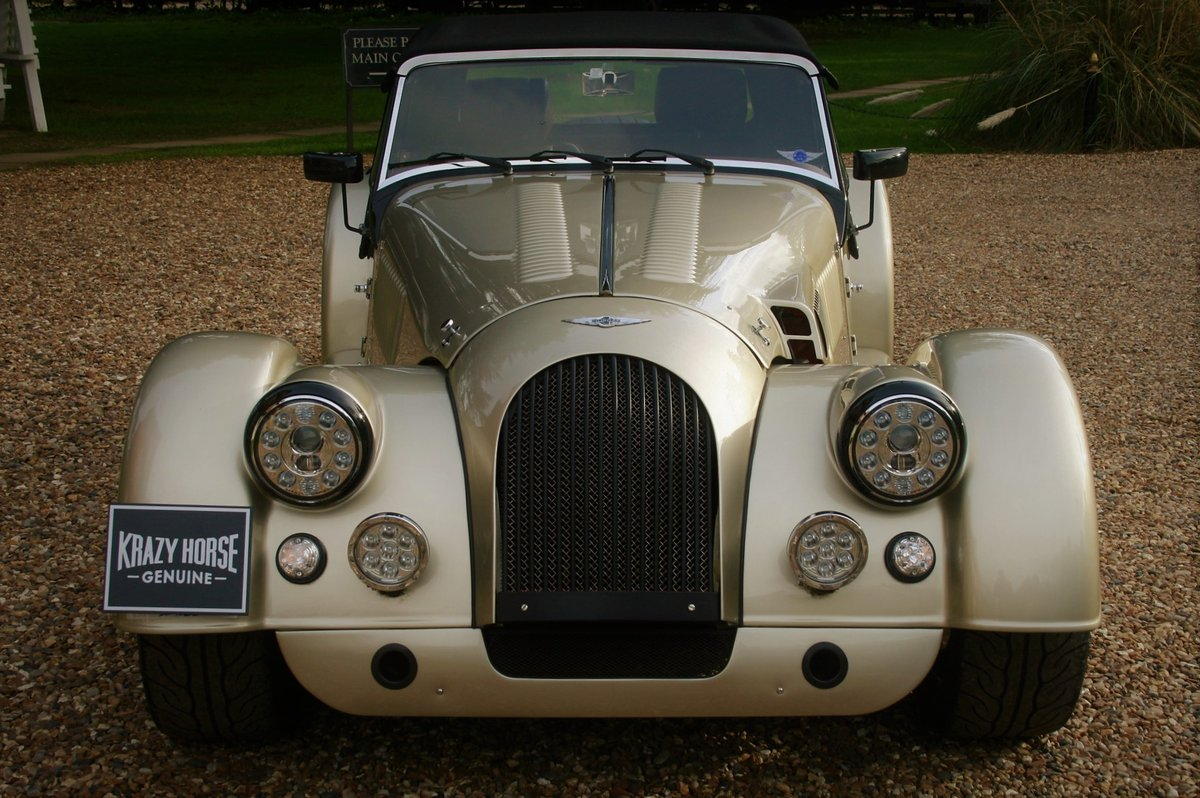 2016 2.0 Morgan ARP4 COSWORTH 1 of only 50 ever made For Sale (picture 2 of 6)